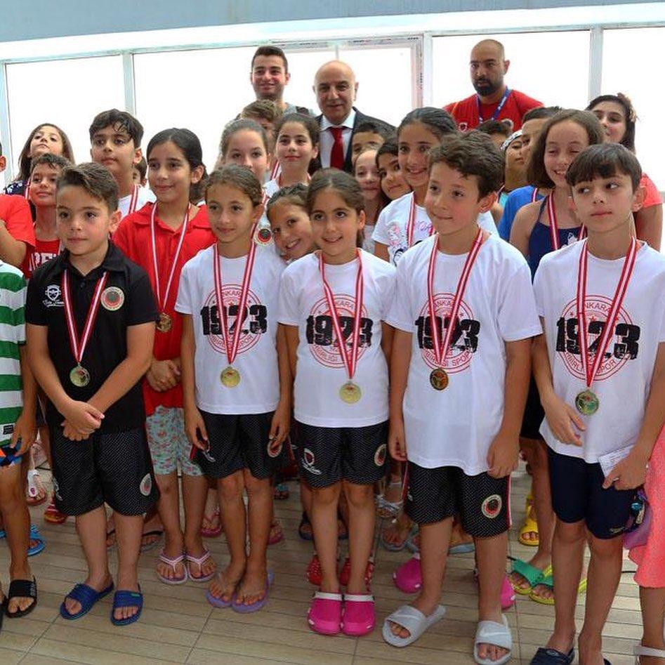 2019 15 Temmuz Şehitleri Anma Yüzme Müsabakası