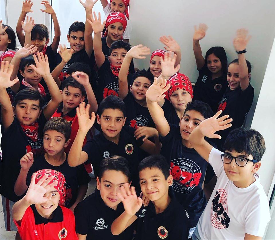 2019-2020 Sezonu Gençlerbirliği SK KIŞ Yüzme Okulu Programı ve Katılım Şartları
